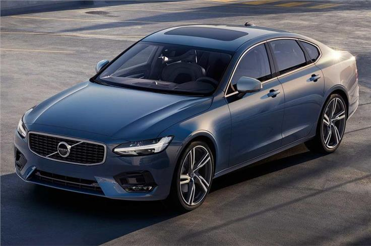 With the S90 expected to launch in India by end-2016, the R-Design model could also be under consideration.