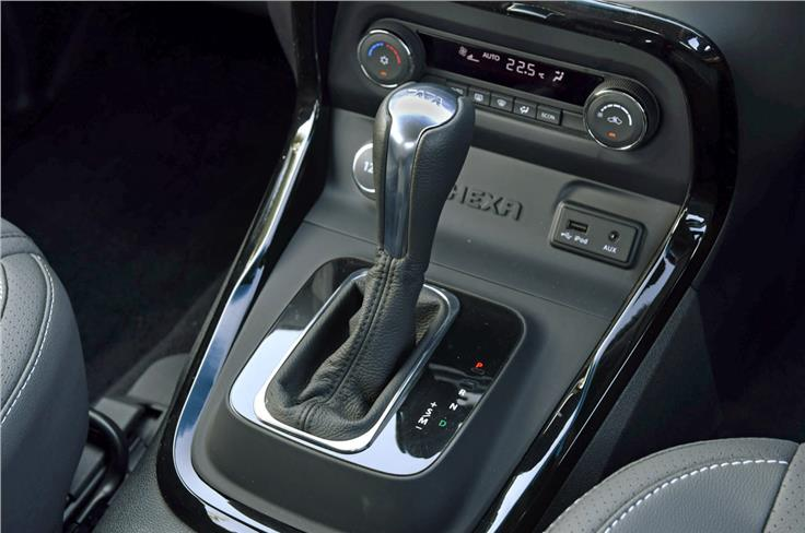 Gearbox options include a six-speed manual with either rear-wheel or all-wheel drive or a six-speed automatic that only powers the rear wheels.