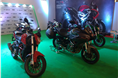 DSK Benelli at APS 2017.
