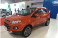 Ford EcoSport Platinum edition.
