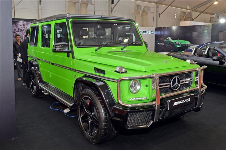 Mercedes-AMG G63.