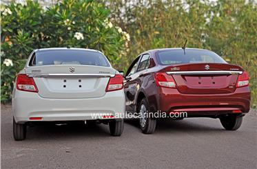 There is little to separate the base and higher variants at the rear. The base variant here lacks the trim badging.