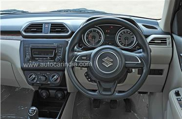 The mid-level VXi/VDi variants get wood inserts on the dash, an audio system and even steering- mounted controls.