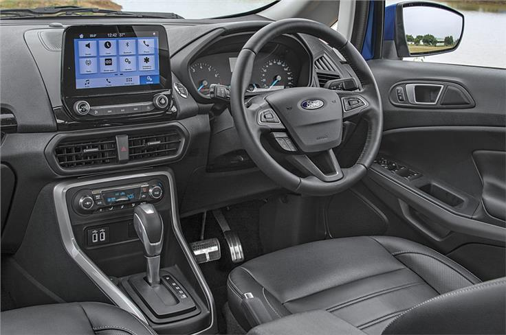 Heavily redesigned dashboard transforms the interior, most new bits are quality too.