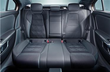 Sedan's practicality with greater back seat usability over CLA will appeal to Indian buyers.