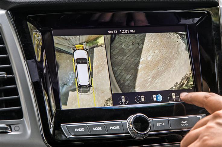 The Mahindra Alturas G4 gets a segment-first 360-degree camera.