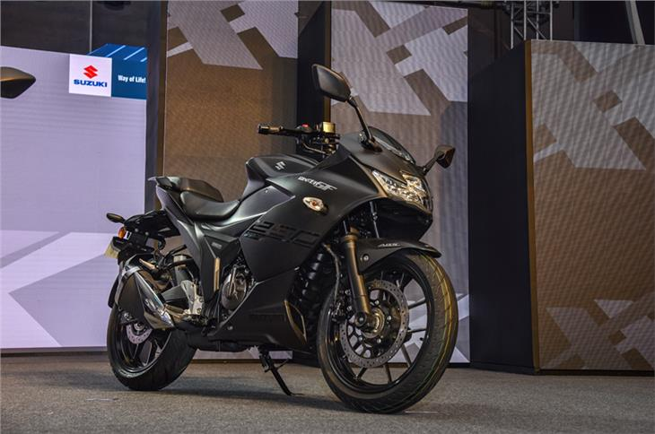 Suzuki has launched the Gixxer SF 250 at Rs 1.71 lakh (ex-showroom, Delhi).