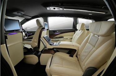 There is a long list of seat colour and upholstery options to choose from.