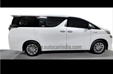 Pearl White paint shade to be standard for the India-spec model.