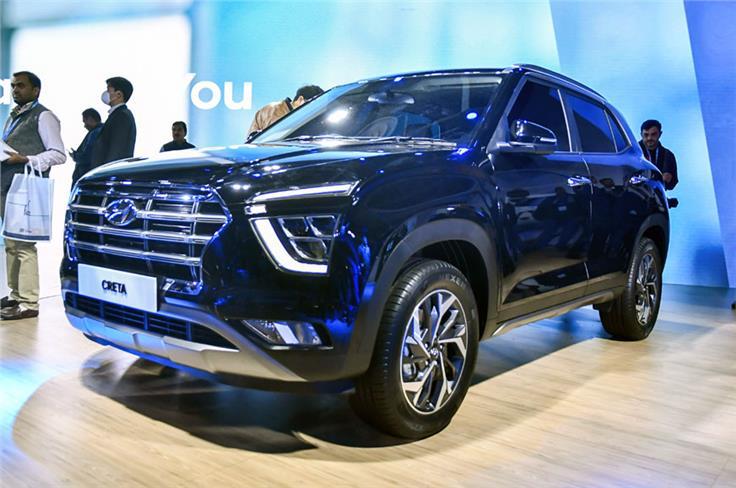 All-new Hyundai Creta.