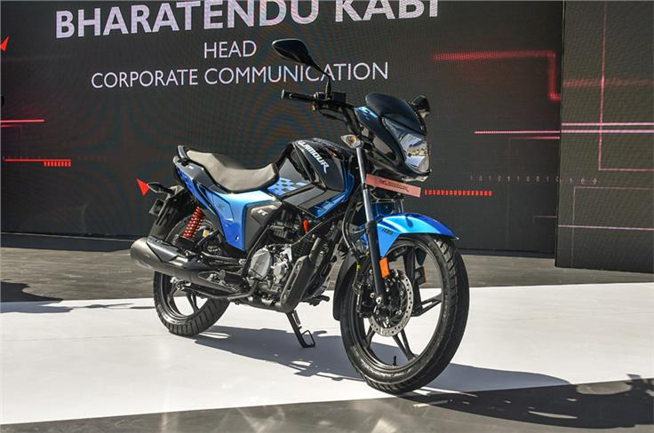 Hero has launched the Glamour 125 at Rs 68,900.