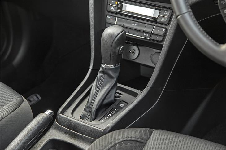 Vitara Brezza petrol gets option of a 4-speed automatic.