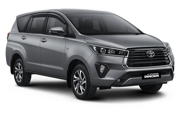 The 2021 Innova Crysta facelift retains a few of its predecessor's design cues