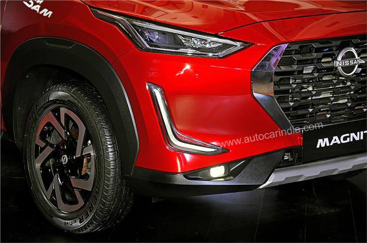 Lighting at the front will come from LEDs on top-spec versions.
