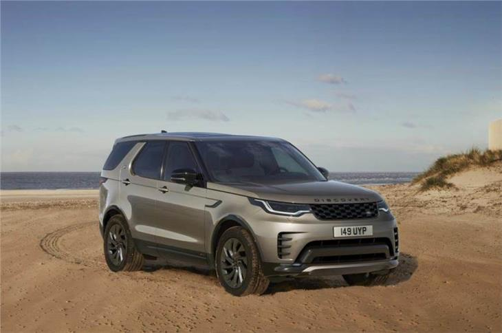 MY2021 marks the debut of the R-Dynamic package on the Discovery line-up.