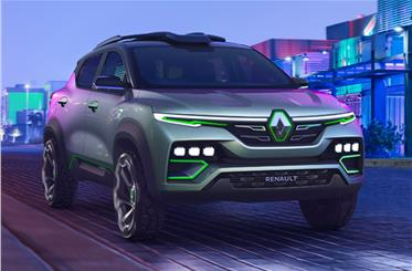 80 percent of the Renault Kiger show car will be seen on the production version.