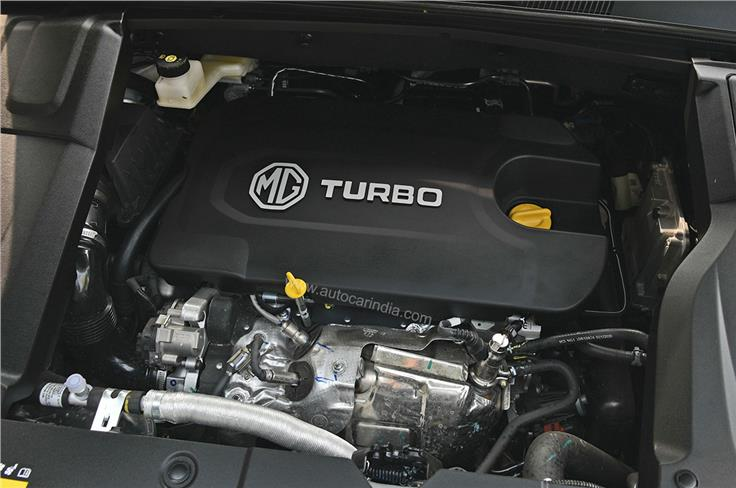 The SUV retains the two petrol and one diesel engine options.