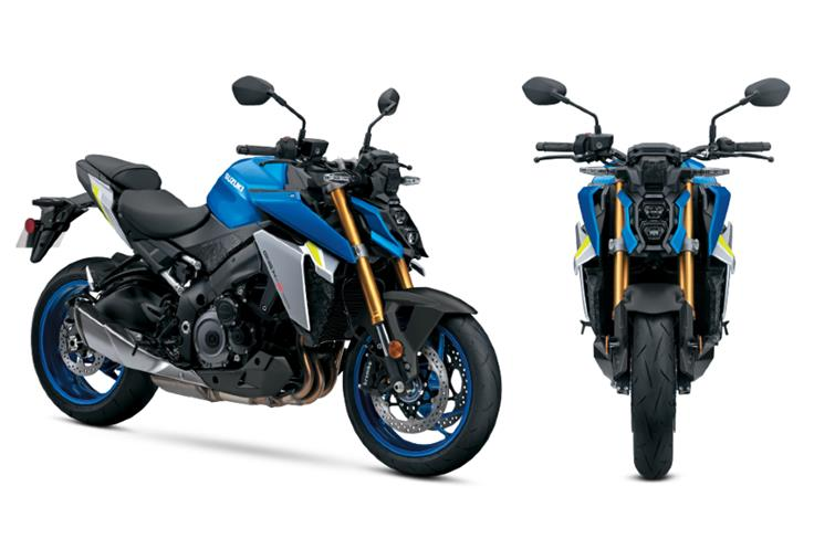 The motorcycle is set to go on sale in international markets soon.