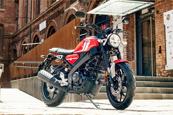 Based on Yamaha MT-125 and R125 platform.