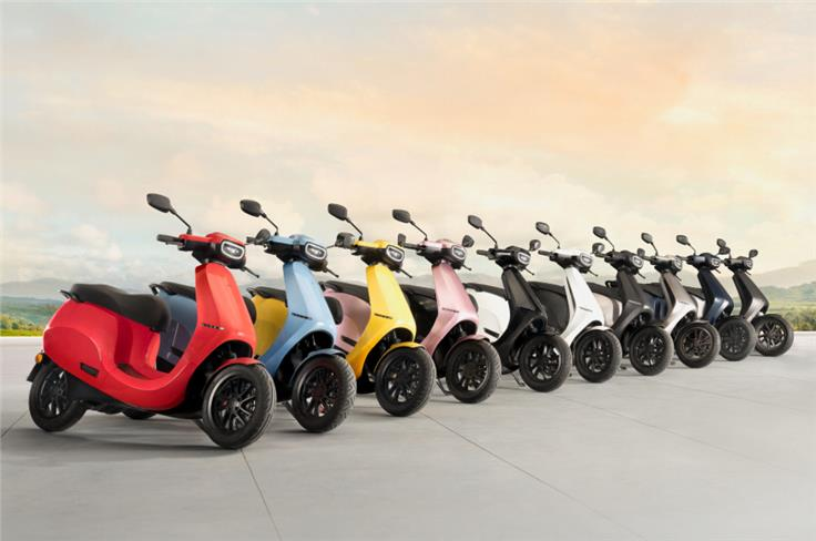 Ola Electric has launched its S1 and S1 Pro electric scooters at Rs 1 lakh and Rs 1.3 lakh.