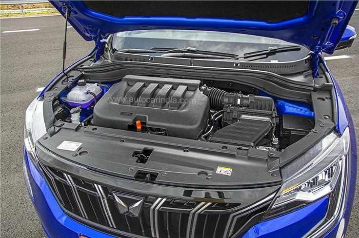 XUV700 will be available with 2.0-litre petrol and 2.2-litre diesel engine options.
