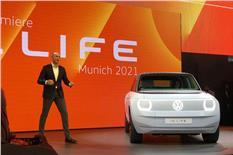 Volkswagen ID Life concept image gallery