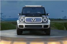 Mercedes-Benz Concept EQG image gallery