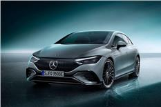 Mercedes-Benz EQE image gallery