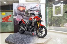 Honda CB200X image gallery
