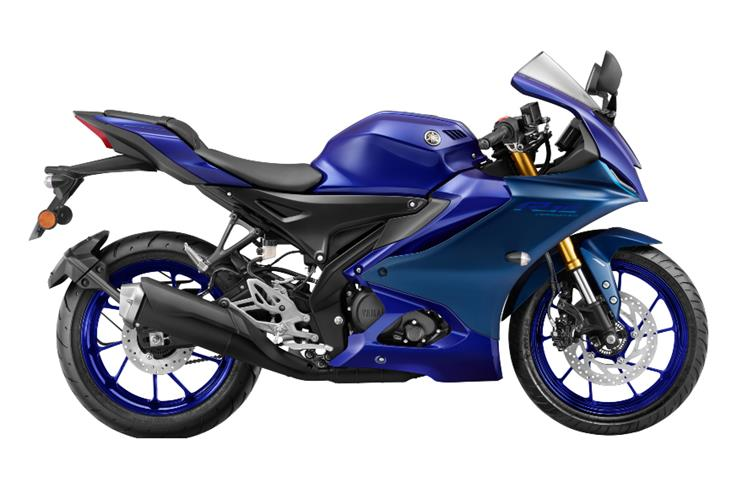 The tail section looks similar to the one on the R15 V3.0.