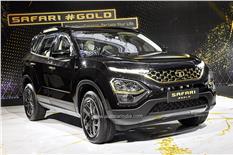 Tata Safari Gold Edition Image Gallery