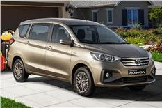 2021 Toyota Rumion MPV image gallery