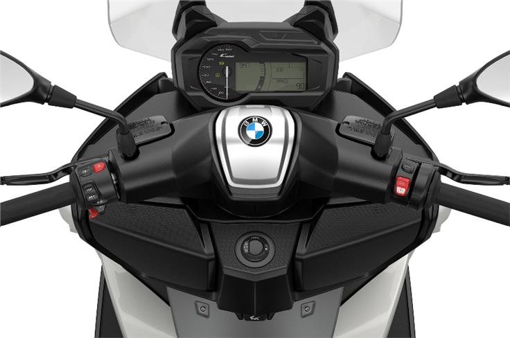 It gets traction control and ride modes.
