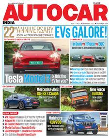 Autocar India: September 2021