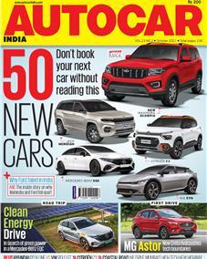 Autocar India: October 2021
