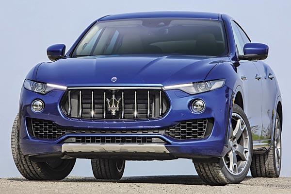 Coming 2017 Expected Price Rs 1 25 Crore Engines 3 0 P D Also Read Maserati Levante Suv India Launch In Early