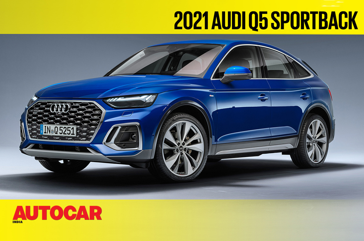 2021 Audi Q5 Sportback first look video - Autocar India