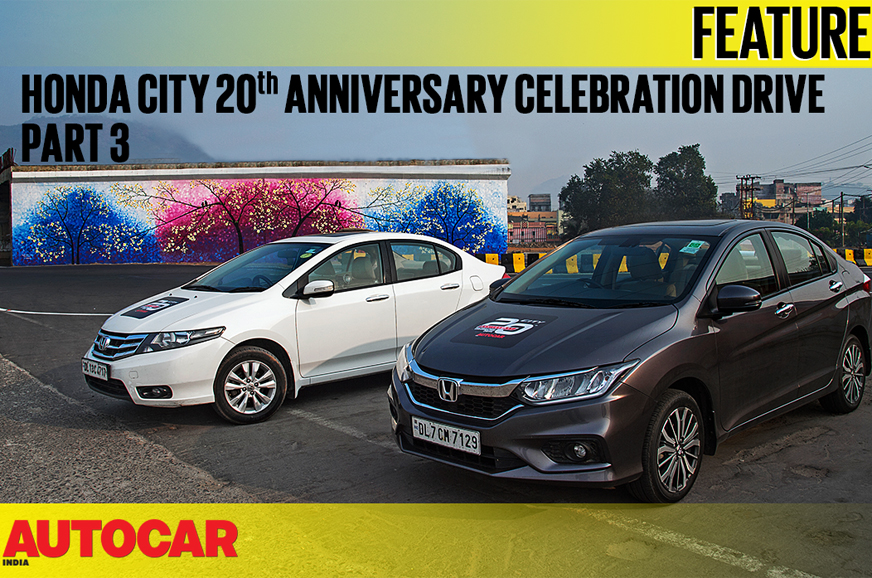 Honda City 20th Anniversary Celebration Drive video part 3