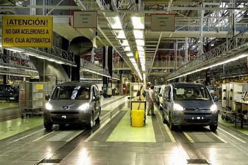 Peugeot Plant In Sriperumbudur Autocar India