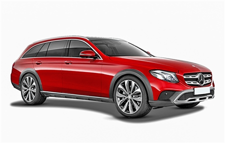 Mercedes-Benz E-Class Estate E 220d 4MATIC All-Terrain