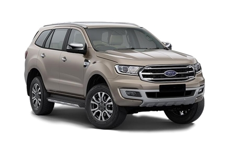 Ford Endeavour Titanium AT 4x2