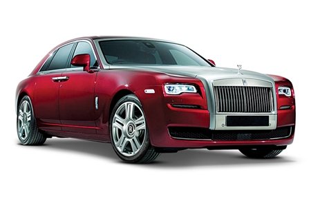 Rolls Royce Ghost SWB