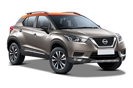 Nissan Kicks Petrol XL