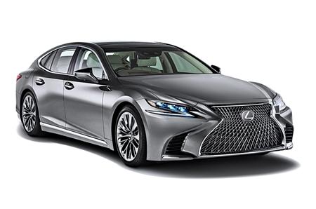 Lexus LS 500h Luxury