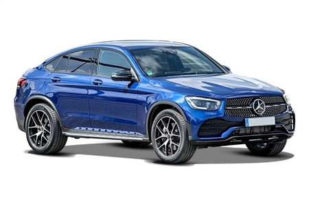 Mercedes-Benz GLC Coupe AMG GLC43 4MATIC