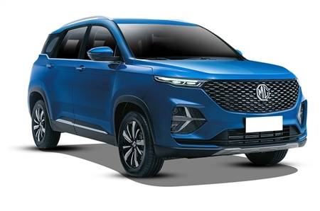 MG Hector Plus 1.5 P Style MT