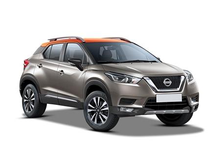 Nissan Kicks Petrol XL