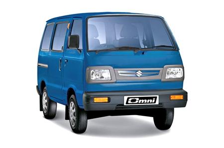 Maruti Suzuki Omni 5-Seater