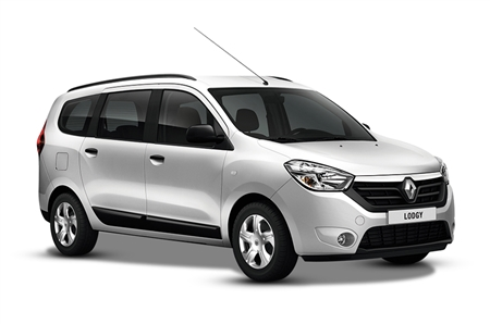 Renault Lodgy 85PS Standard (8 Seater)