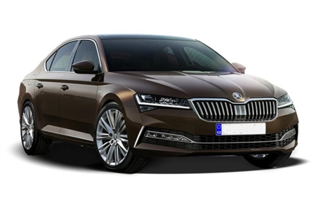 Skoda Superb 2.0 TSI AT Sportline